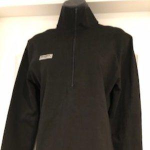 Running Room Sporthill 1/2 zip jacket Black size S